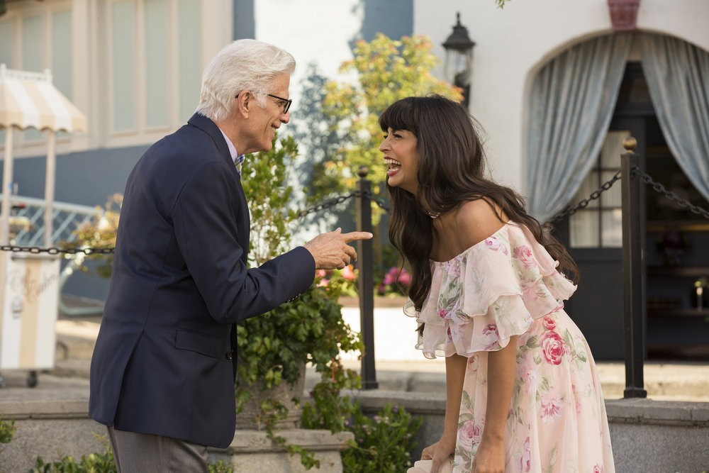 The Good Place - Season 1 Episode 04: Jason Mendoza