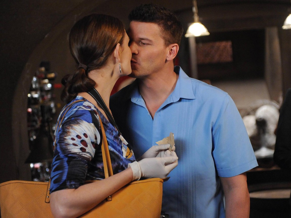 Bones - Season 9 Episode 07: The Nazi on the Honeymoon