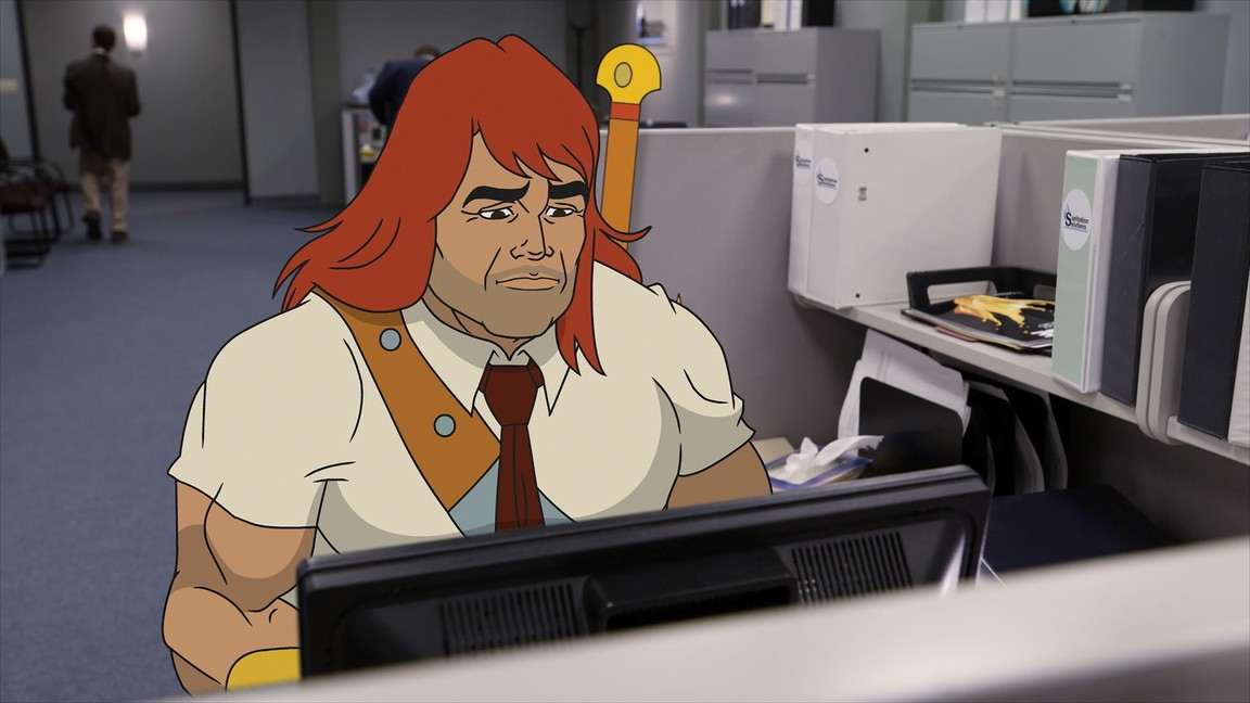 Son of Zorn - Season 1 Episode 01: Return To Orange County