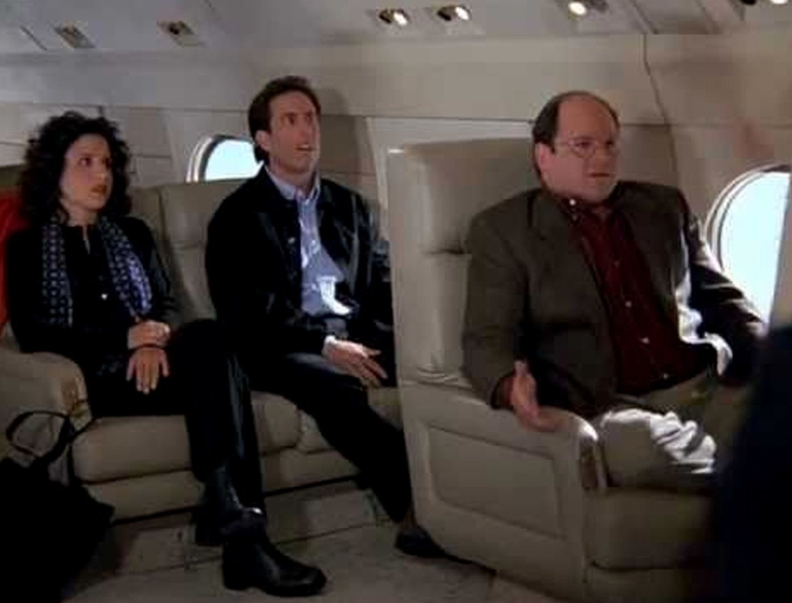 Seinfeld - Season 9 Episode 23&24: The Finale (1)& (2)