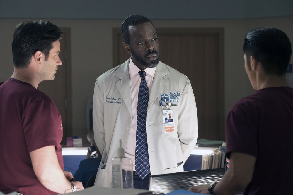 Chicago Med - Season 2 Episode 04: Brother's Keeper