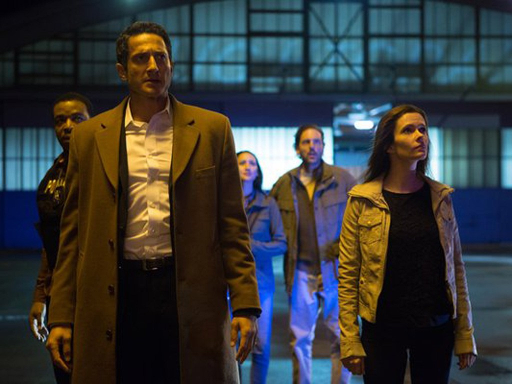 Grimm - Season 3 Episode 01: The Ungrateful Dead