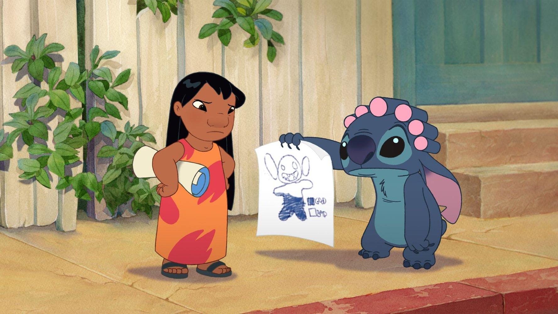 lilo and stitch 2 stitch has a glitch 2005 watch online on