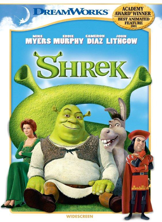 Shrek 2001 Watch Online on 123Movies!