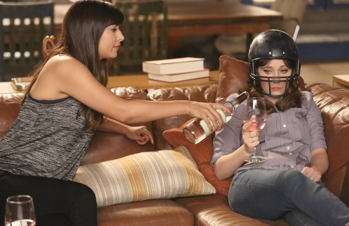 New Girl - Season 5 Episode 15: Jeff Day