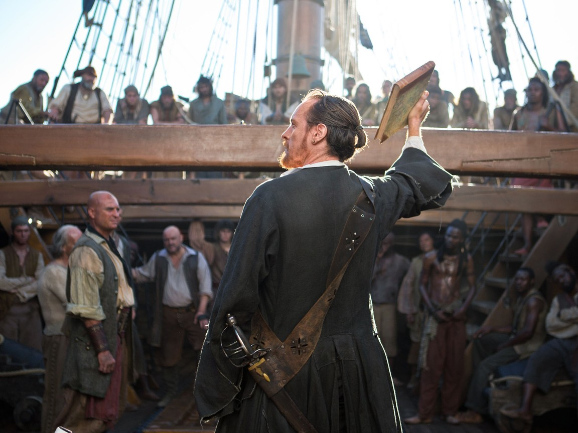 Black Sails - Season 1 Episode 01