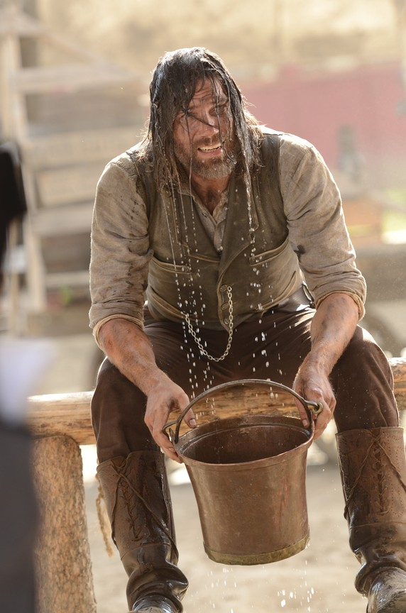 Hell on Wheels - Season 2 Episode 08: The Lord's Day