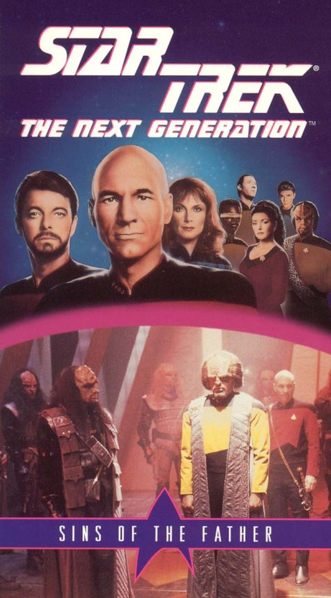 Star Trek: The Next Generation - Season 3 Episode 17: Sins of the Father