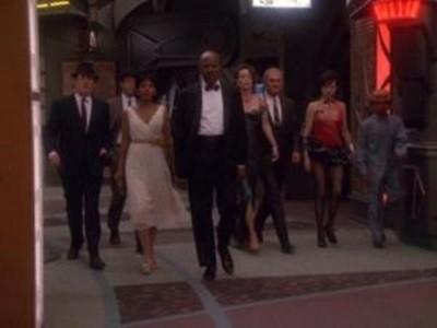 Star Trek: Deep Space Nine - Season 7 Episode 15: Badda Bing Badda Bang