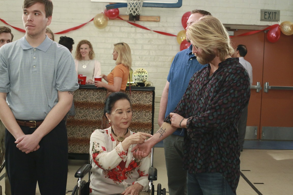 Fresh Off the Boat - Season 2 Episode 11: Year Of The Rat