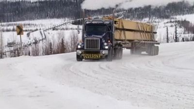 Ice Road Truckers - Season 6 Episode 13: Cold-Blooded