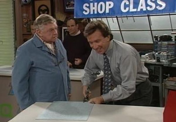 Home Improvement - Season 4 Episode 10: Ye Olde Shoppe Teacher