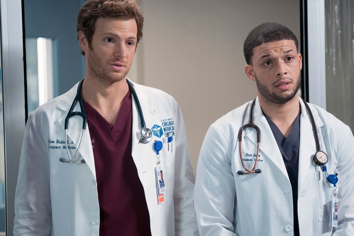 Chicago Med - Season 2 Episode 08: Free Will