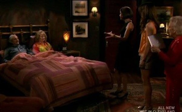 Hot in Cleveland - Season 1 Episode 06: Meet the Parents