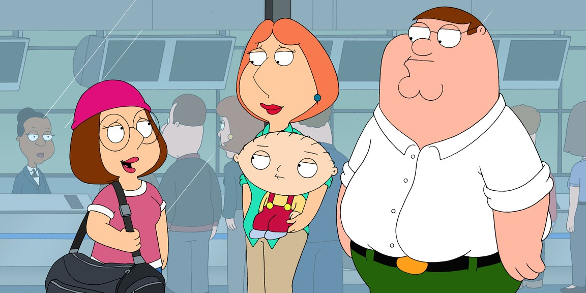 Family Guy - Season 10 Episode 20: Leggo My Meg-O