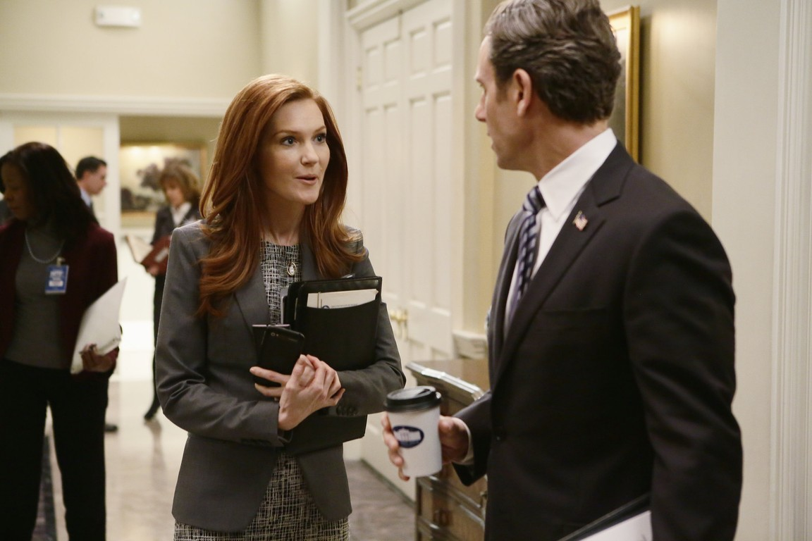 Scandal - Season 5 Episode 13: The Fish Rots from the Head