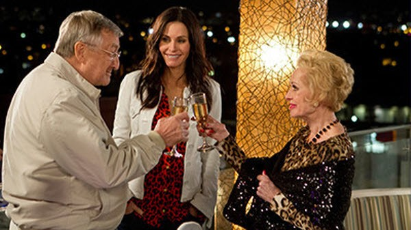 Cougar Town - Season 4 Episode 15: Have Love Will Trave