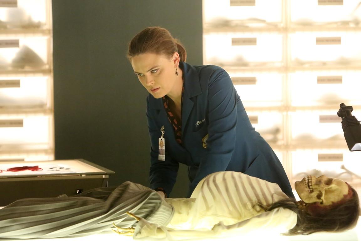 Bones - Season 11 Episode 13: The Monster in the Closet
