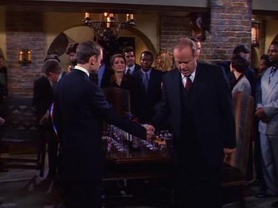 Frasier - Season 7 Episode 17: Whine Club