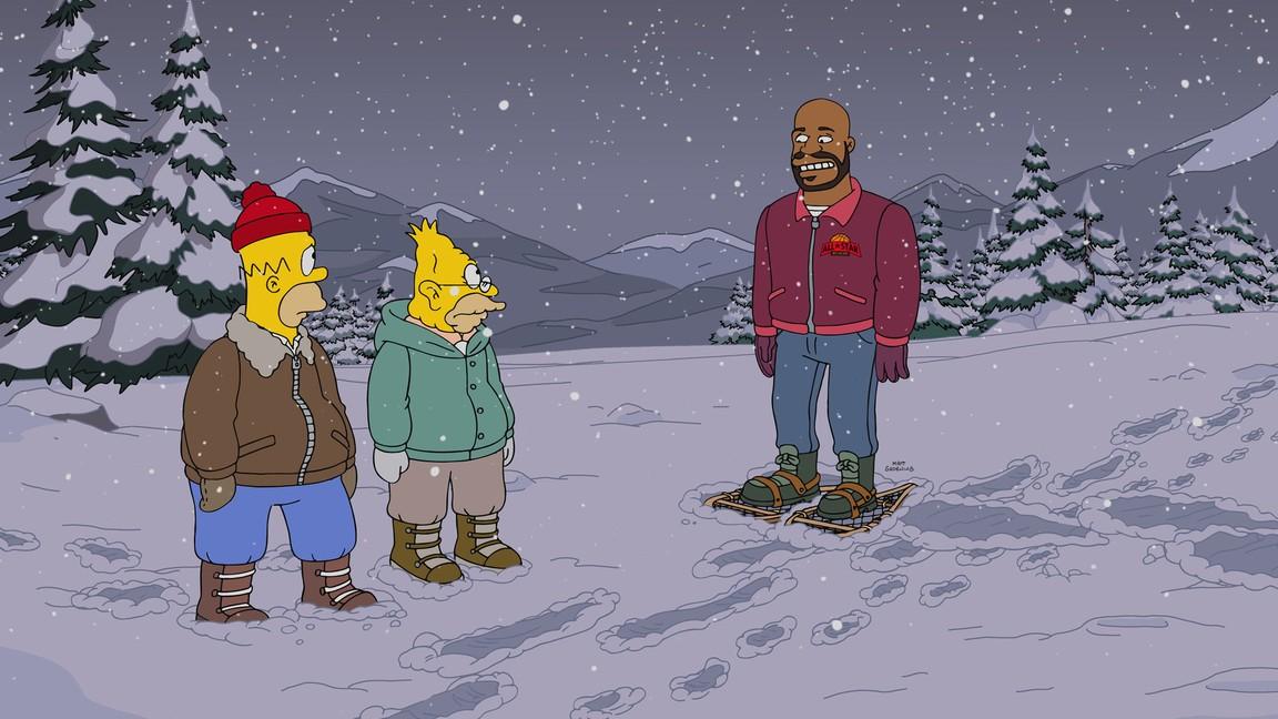 The Simpsons- Season 29 Episode 09: Gone Boy