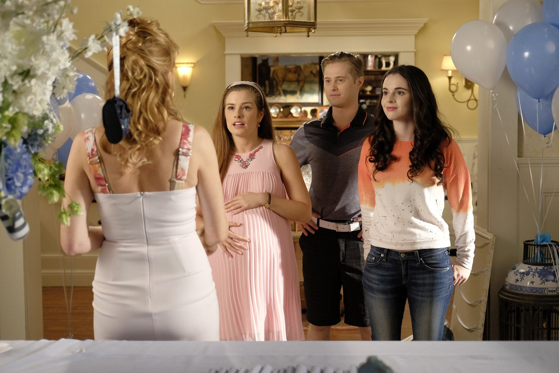 Switched at Birth - Season 4 Episode 19: A Mad Tea Party