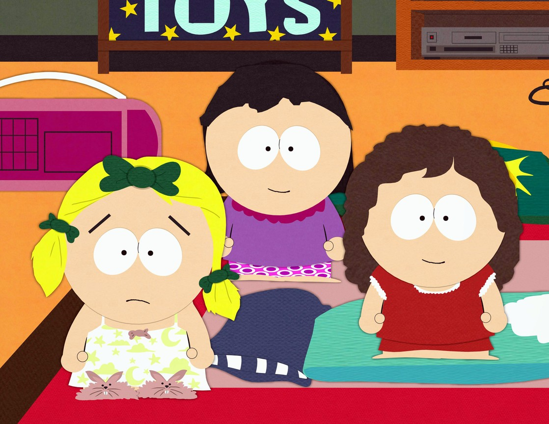 South Park - Season 9 Episode 09: Marjorine