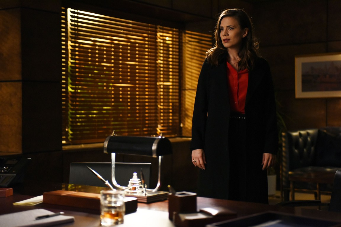 Conviction - Season 1 Episode 04: Mother's Little Burden