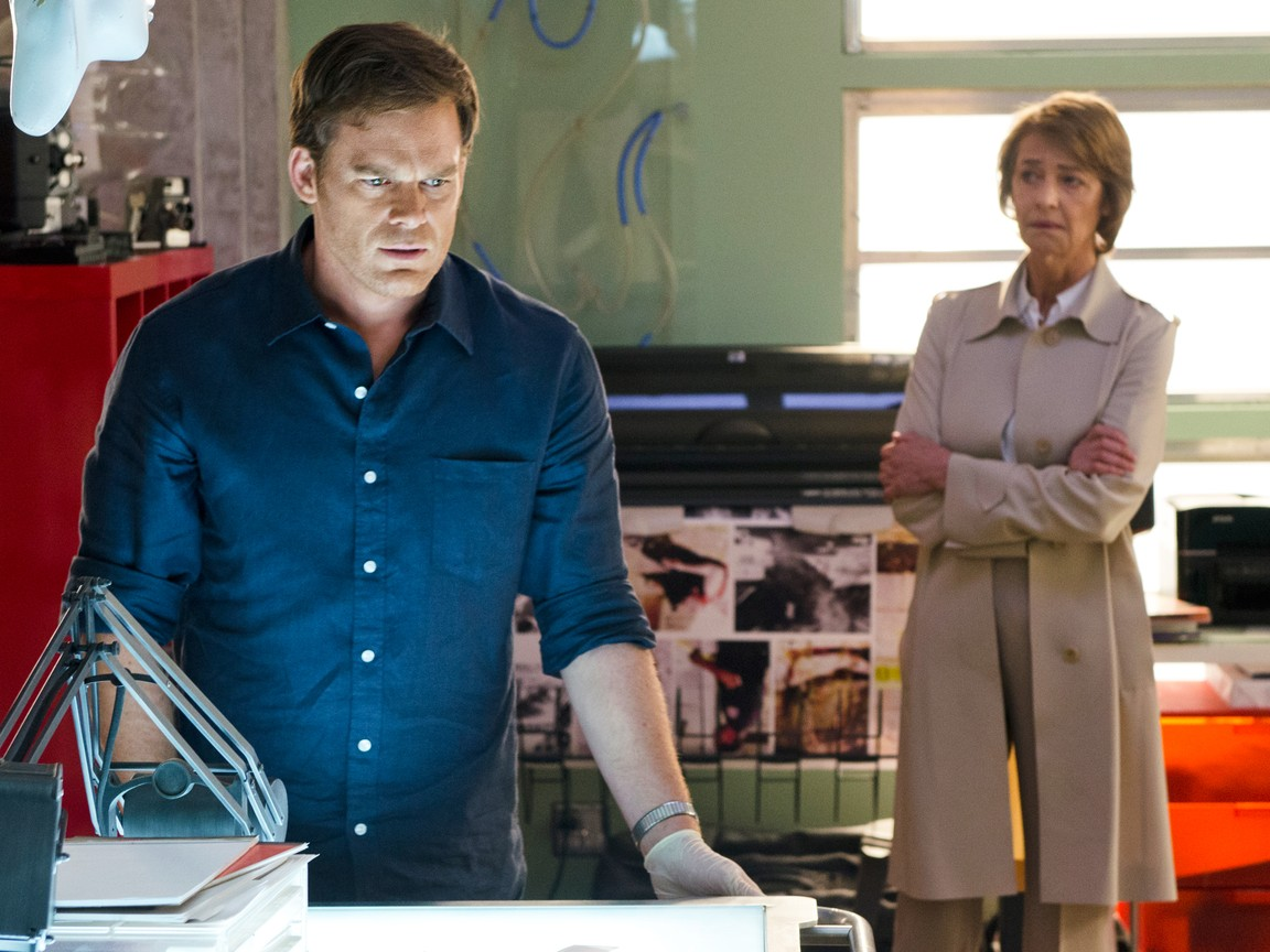 Dexter - Season 8 Episode 09: Make Your Own Kind of Music