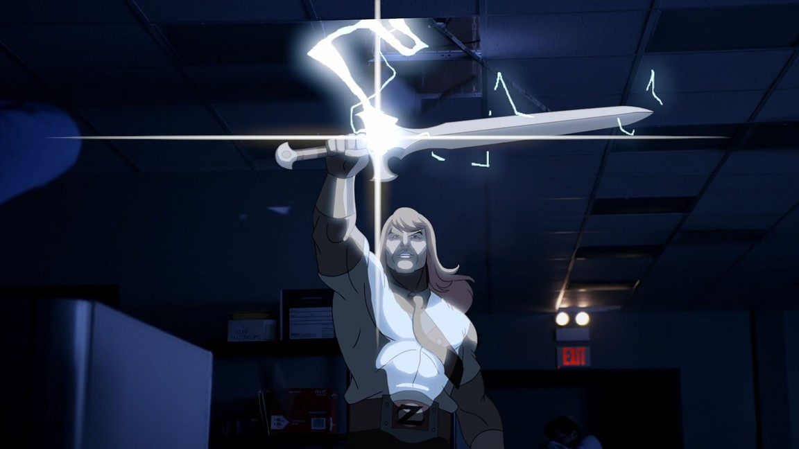 Son of Zorn - Season 1 Episode 03: The War of the Workplace