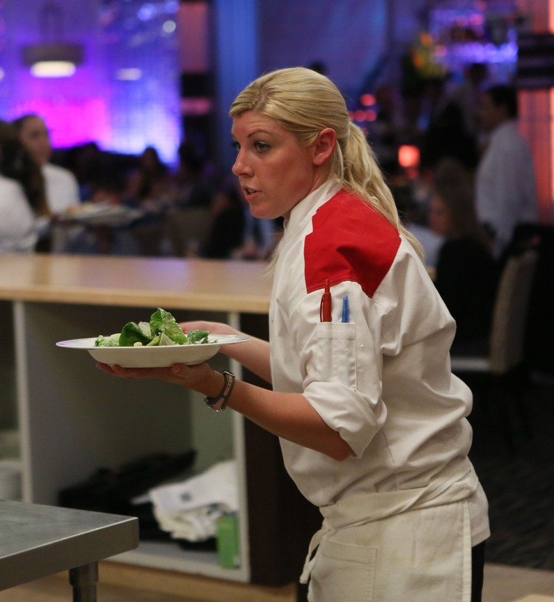 Hell's Kitchen - Season 14 Episode 06: 13 Chefs Compete
