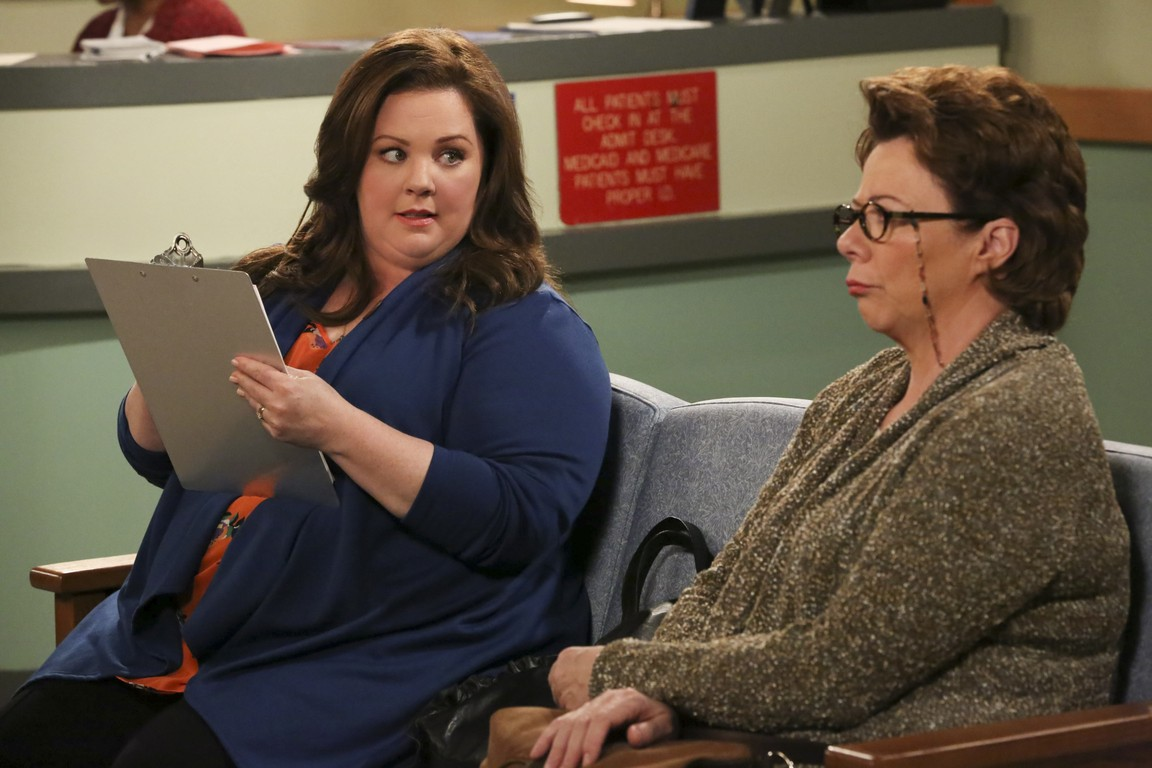 Mike & Molly - Season 4 Episode 21: This Old Peggy