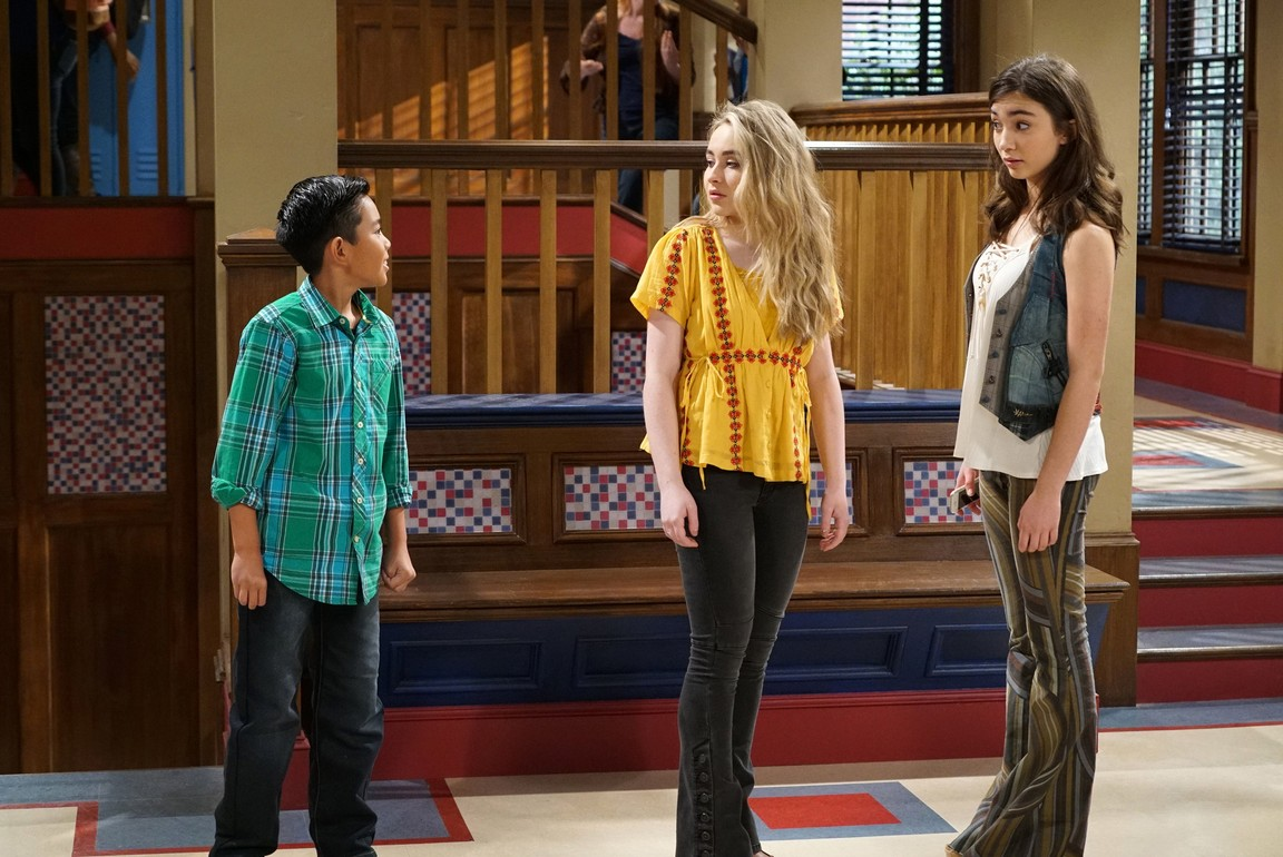 Girl Meets World - Season 3 Episode 3: Girl Meets Jexica
