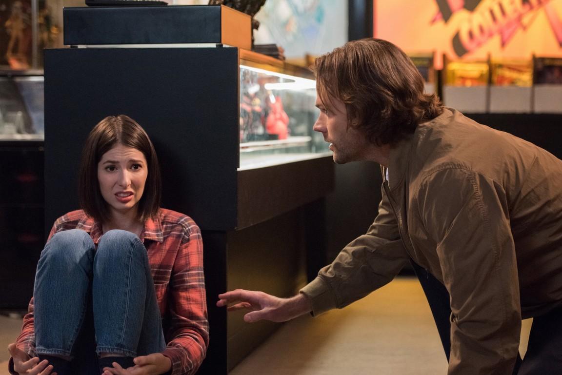 Supernatural - Season 14 Episode 04: Mint Condition