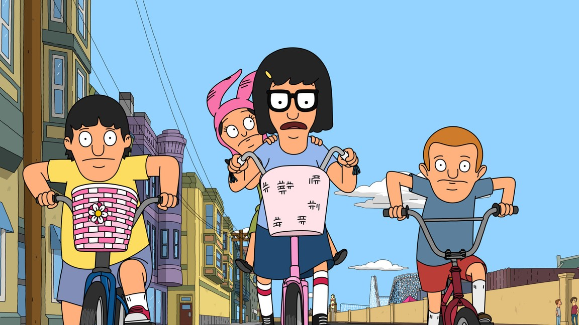 Bob's Burgers - Season 8 Episode 18: As I Walk Through the Alley of the Shadow of Ramps