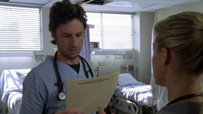 Scrubs - Season 8 Episode 06: My Cookie Pants
