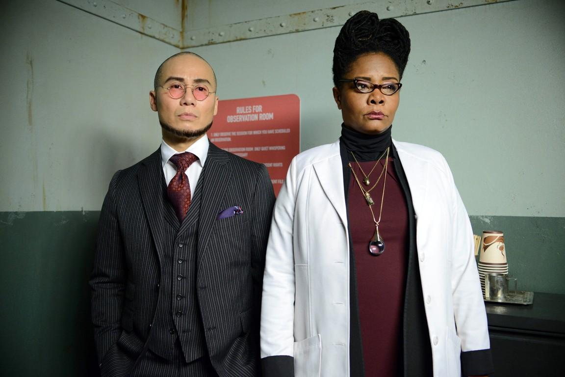 Gotham - Season 2 Episode 13: Wrath of the Villains: A Dead Man Feels No Cold