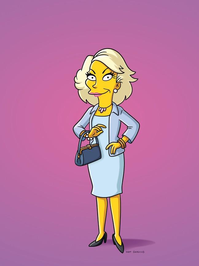 The Simpsons - Season 23 Episode 8: The Ten-Per-Cent Solution