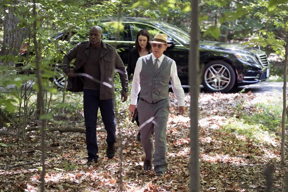 The Blacklist - Season 4 Episode 04: Gaia
