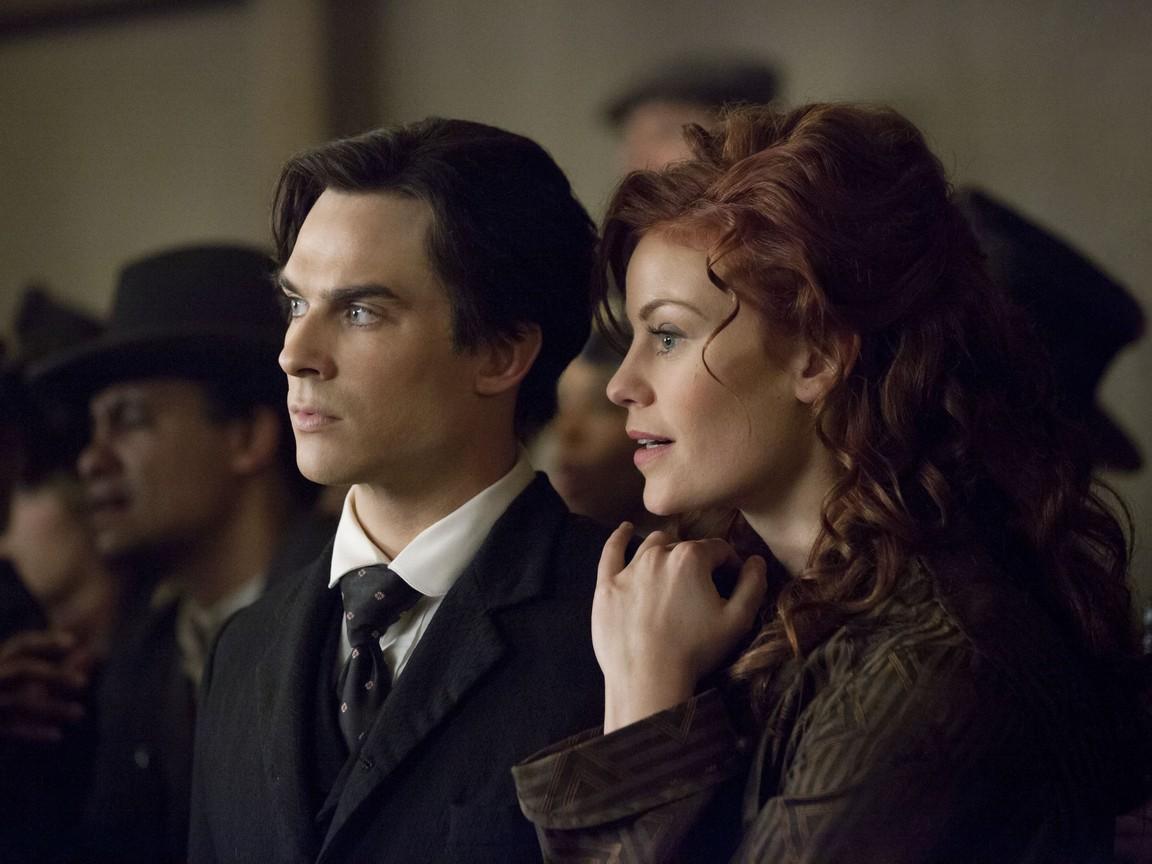 The Vampire Diaries - Season 3 Episode 16: 1912