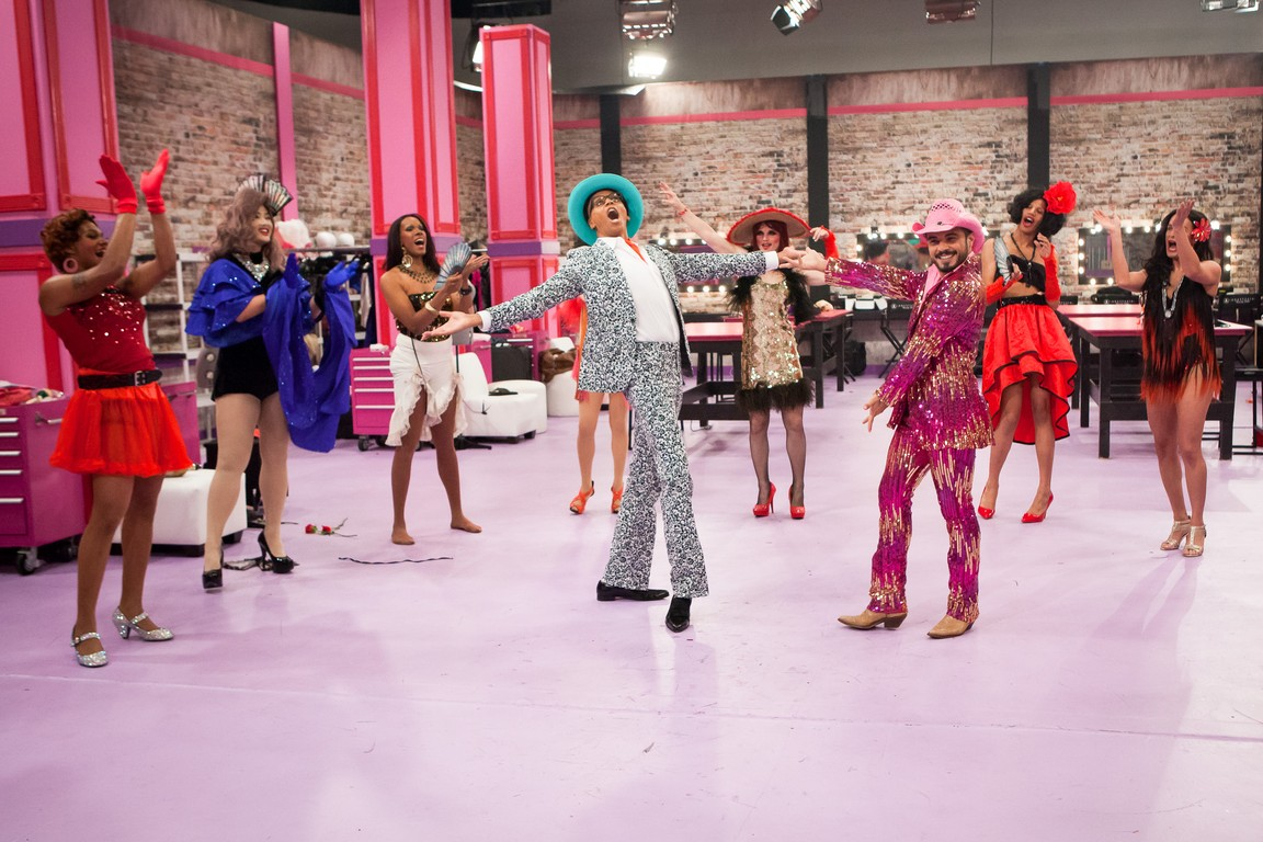 RuPaul's Drag Race - Season 8 Episode 02: Bitch Perfect