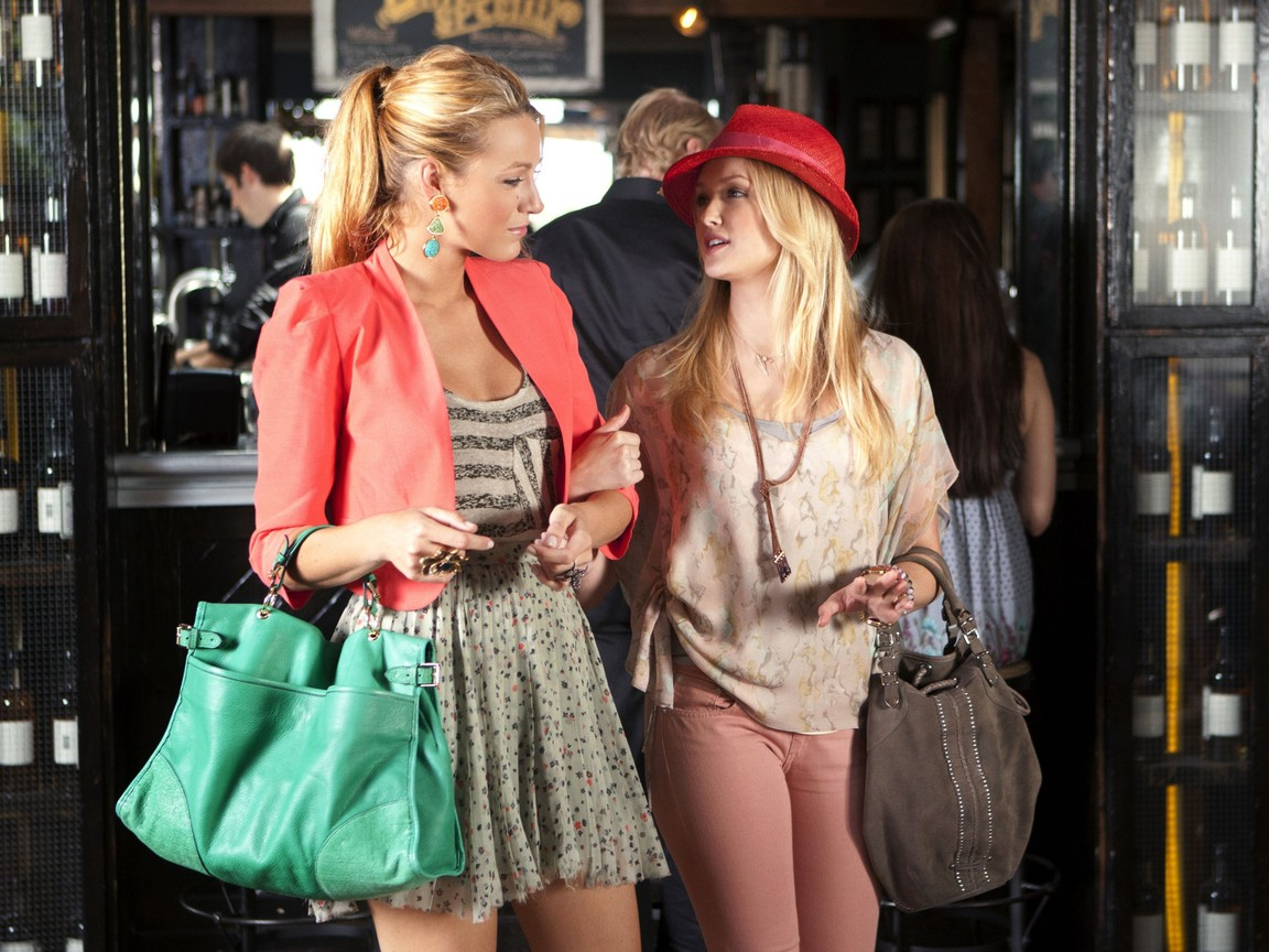 Gossip Girl - Season 5 Episode 02: Beauty and the Feast