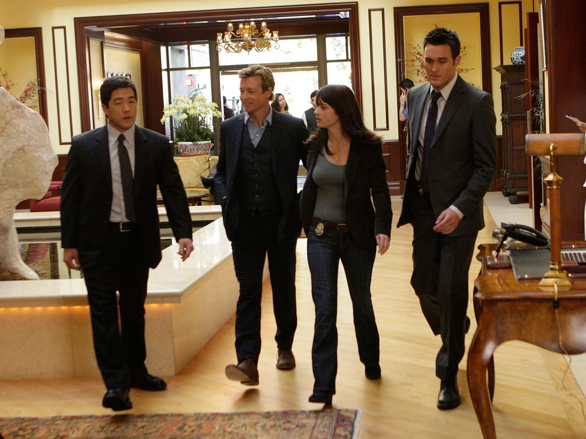 The Mentalist - Season 2 Episode 15 : Red Herring