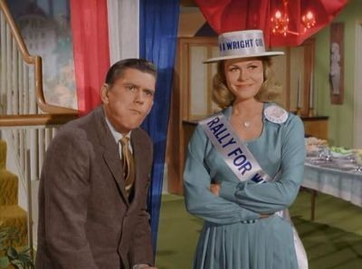Bewitched - Season 1 Episode 34: Remember the Main