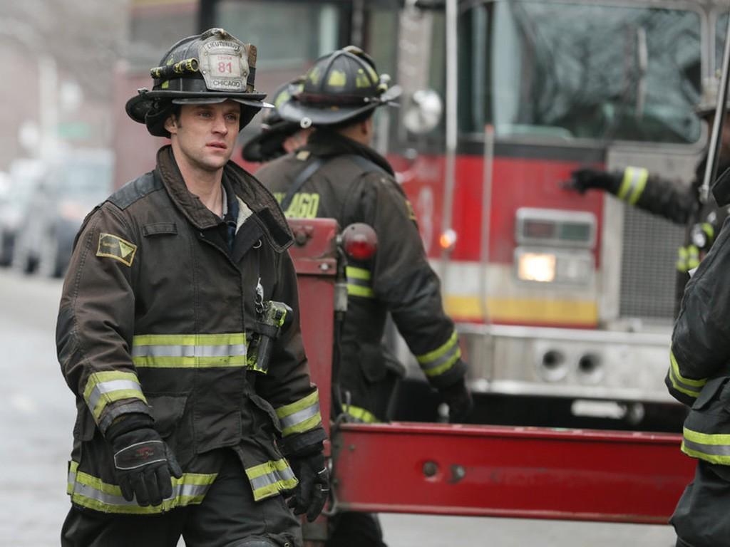 Chicago Fire - Season 2 Episode 16: A Rocket Blasting Off