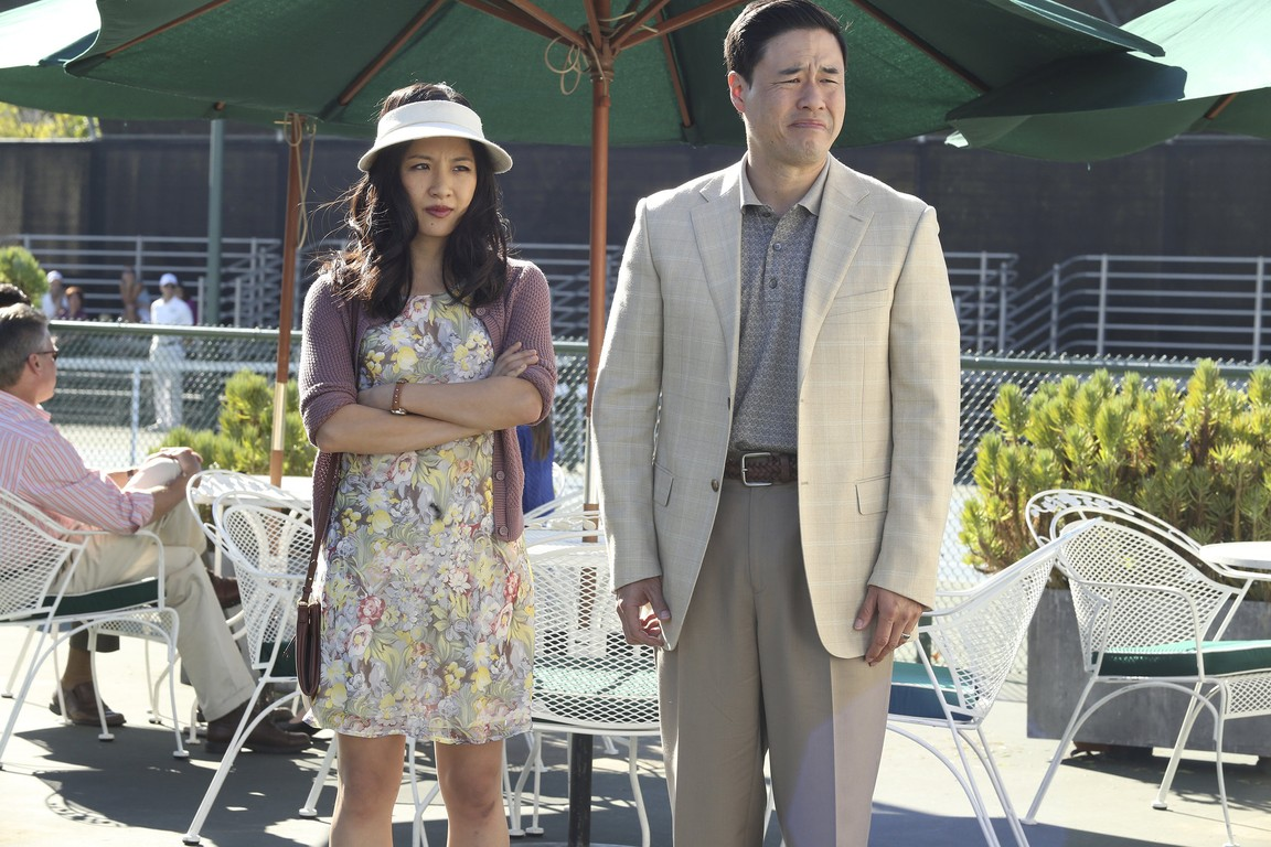Fresh Off the Boat - Season 2 Episode 14: Michael Chang Fever