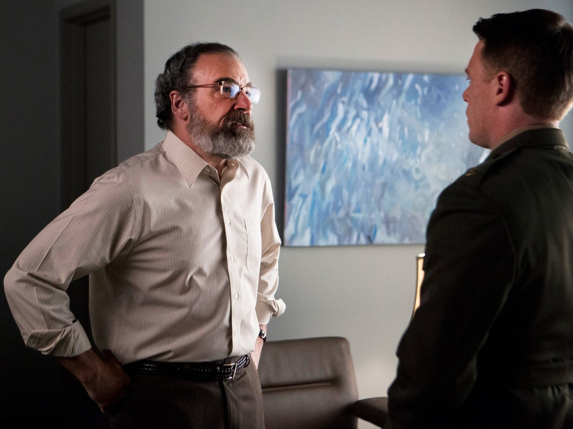 Homeland - Season 2 Episode 06: A Gettysburg Address
