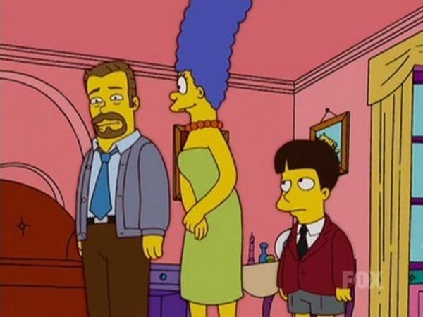 The Simpsons - Season 17 Episode 15: Homer Simpson, This is Your Wife
