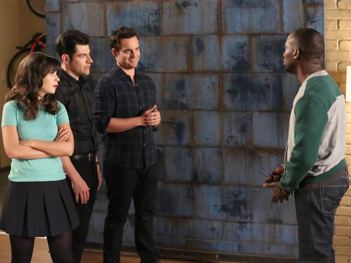New Girl - Season 2 Episode 21: First Date