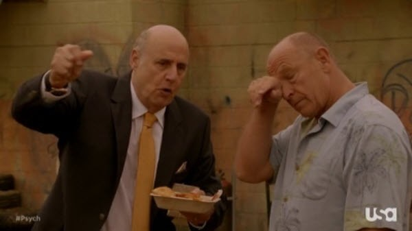 Psych - Season 7 Episode 04: No Country for Two Old Men