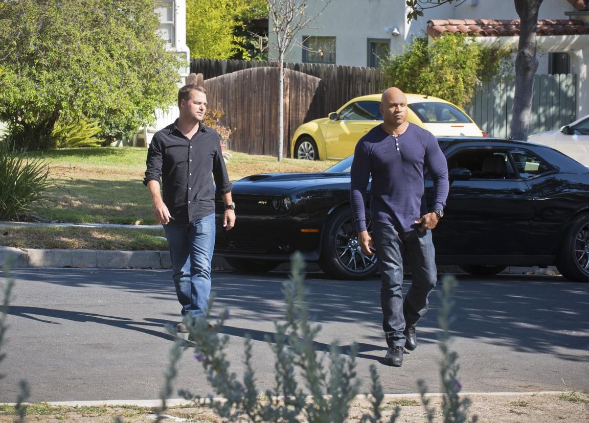NCIS Los Angeles - Season 7 Episode 06: Unspoken